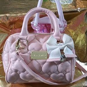 Betsy Johnson small handbag